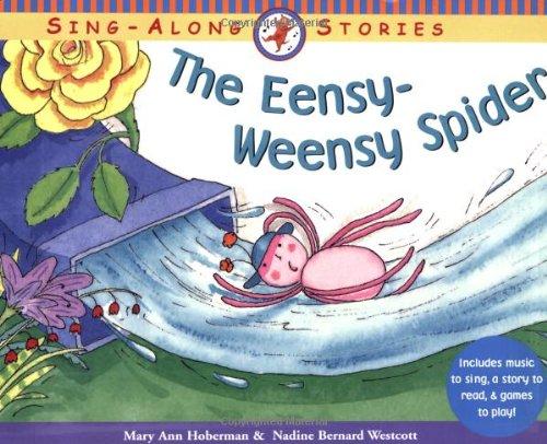 9780316734127: The Eensy-Weensy Spider