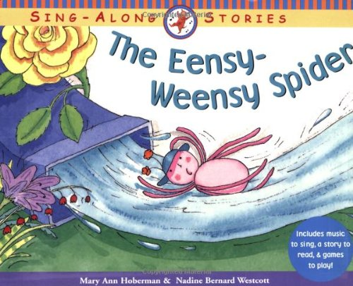 9780316734127: The Eensy-Weensy Spider
