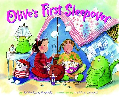 9780316734189: Olive's First Sleepover