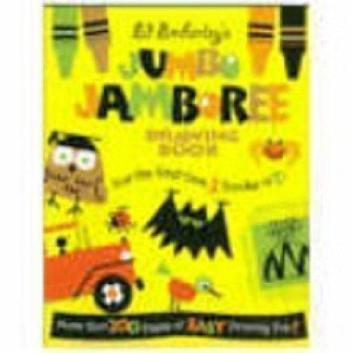 Ed Emberley's Jumbo Jamboree Drawing Book (9780316735575) by Ed Emberley
