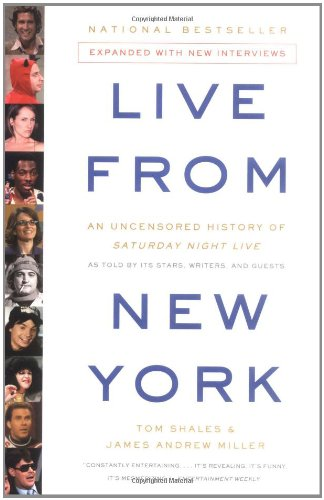 9780316735650: Live From New York: The Complete, Uncensored History of Saturday Night Live as Told by Its Stars, Writers, and Guests