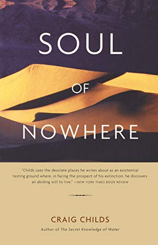 9780316735889: Soul of Nowhere