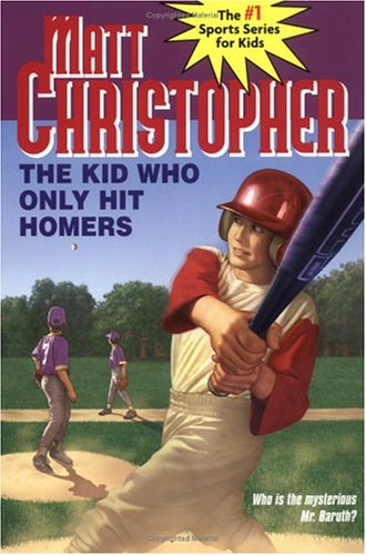 9780316736077: The Kid Who Only Hit Homers