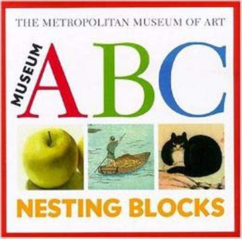9780316736084: Museum Abc Nesting Blocks