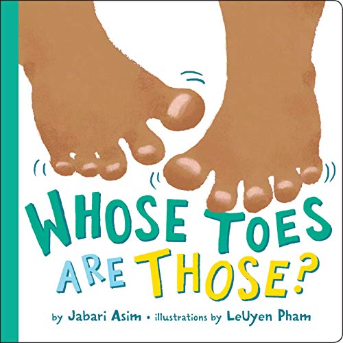 9780316736091: Whose Toes are Those?