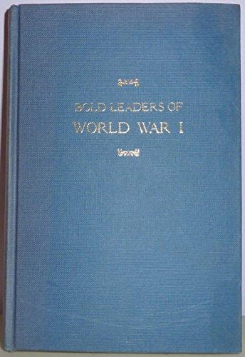 Bold leaders of World War I,: Reeder, Red