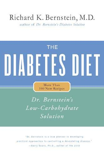 9780316737845: The Diabetes Diet: Dr. Bernstein's Low-Carbohydrate Solution