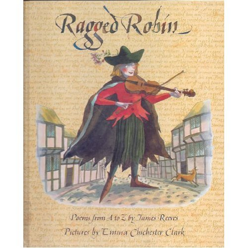 Ragged Robin: Poems from A to Z: James Reeves