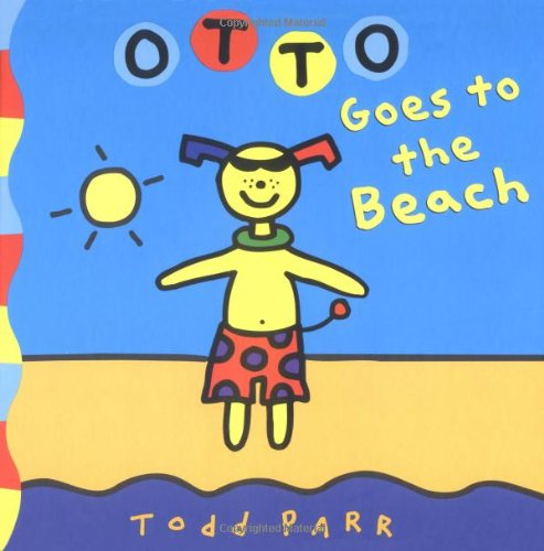 9780316738705: Otto Goes to the Beach
