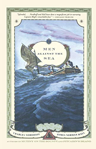 9780316738880: Men Against the Sea: A Novel