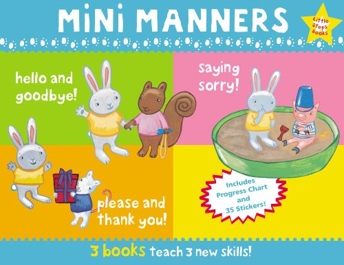 9780316740630: Mini Manners: Hello And Goodbye! Saying Sorry! Please And Thank You!