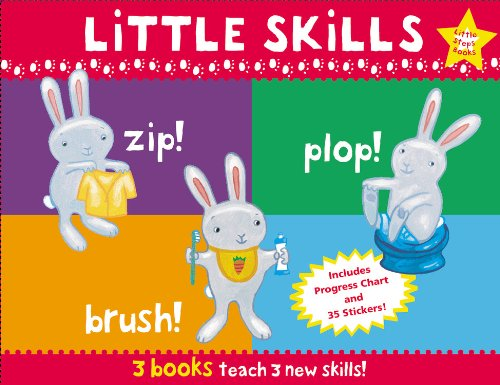 9780316740708: Little Skills - Box Set (Little Steps Books)