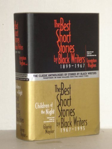 The Best Short Stories by Black Writers, 1899 -1967 [and] Children of The Night: The Best Short ...