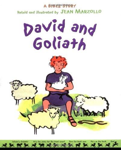 David and Goliath: Marzollo, Jean