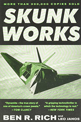9780316743006: Skunk Works: A Personal Memoir of My Years of Lockheed