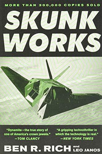 9780316743006: Skunk Works: A Personal Memoir of My Years of Lockheed