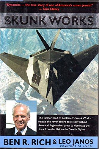 9780316743303: Skunk Works: A Personal Memoir of My Years at Lockheed