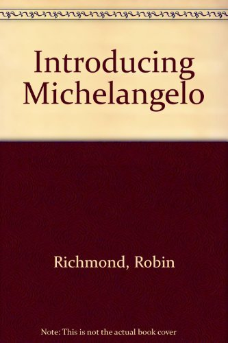 9780316744409: Introducing Michelangelo