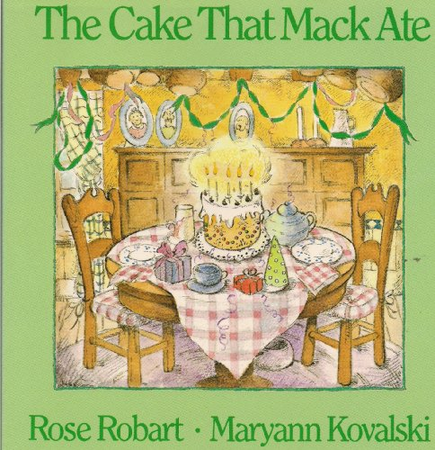 9780316748902: The Cake That Mack Ate