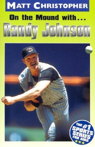 9780316751674: On the Mound with Randy Johnson
