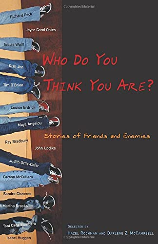 9780316753203: Who Do You Think You Are?: Stories of Friends and Enemies