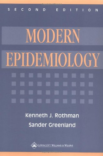 9780316757805: Modern Epidemiology