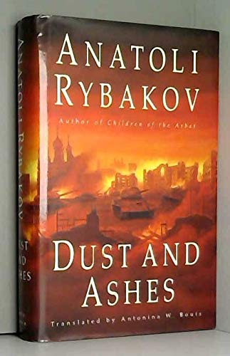 9780316763790: Dust and Ashes (Arbat Trilogy, Vol 3)