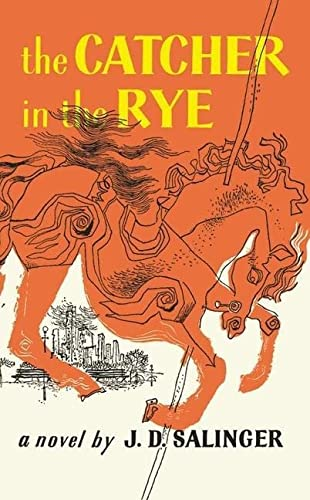 The Catcher In the Rye (Little, Brown Books)