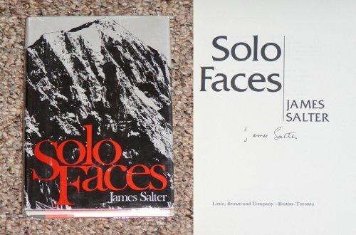 Solo faces: Salter, James