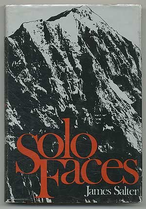 Solo Faces (signed): SALTER, JAMES