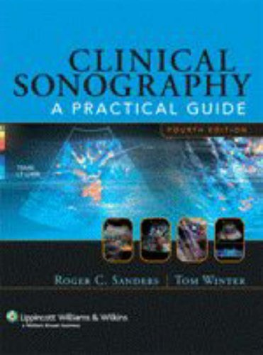 9780316770163: Clinical Sonography: A Practical Guide