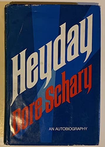 9780316772709: Heyday: An autobiography