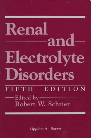 9780316774543: Renal and Electrolyte Disorders