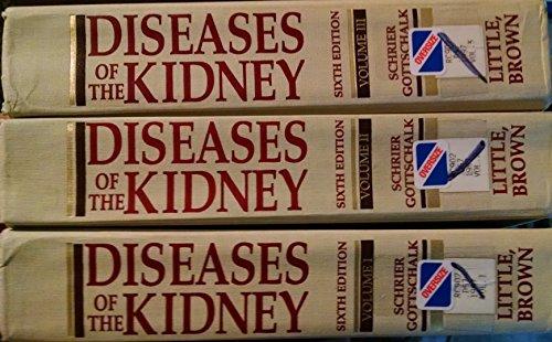 Diseases of the Kidney (Volumes1-3): Schrier