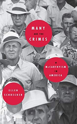 Many are the Crimes: Maccarthy (Hardback) - Ellen Schrecker