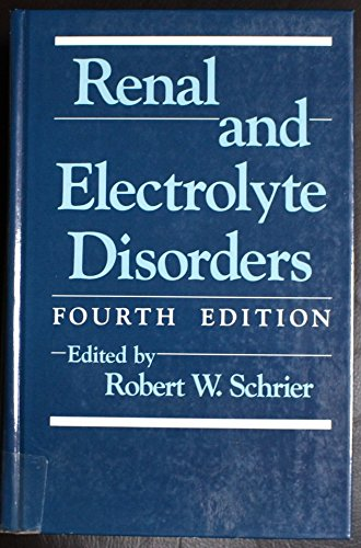 9780316774949: Renal and Electrolyte Disorders