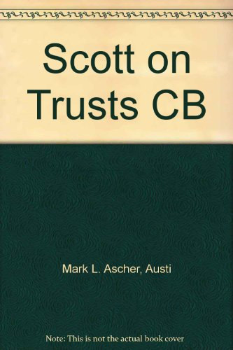9780316776868: Scott on Trusts