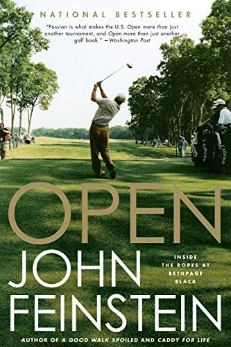 9780316778527: Open: Inside the Ropes at Bethpage Black