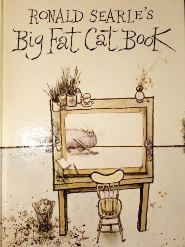 9780316778985: Ronald Searle's Big Fat Cat Book
