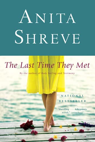 9780316781268: The Last Time They Met: A Novel