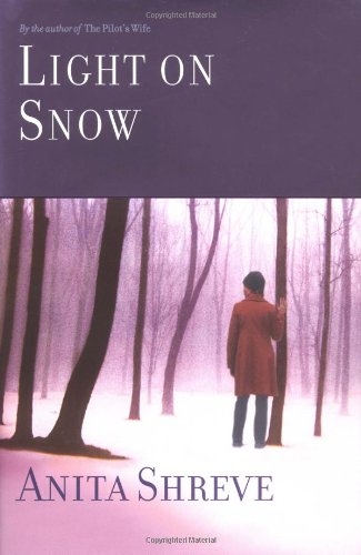Light on Snow (Signed): Shreve, Anita