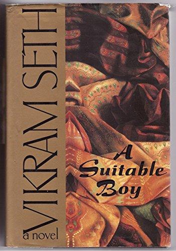 A Suitable Boy : a novel: Vikram Seth