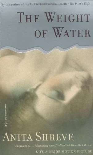 9780316782500: The Weight of Water