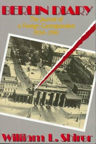 9780316787048: Berlin Diary