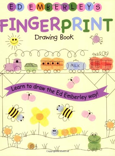 9780316789691: Ed Emberley's Fingerprint Drawing Book