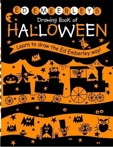 9780316789776: Ed Emberley's Drawing Book Of Halloween
