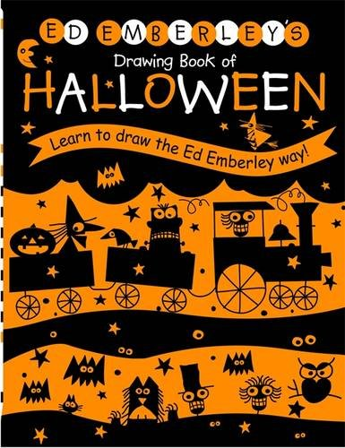 9780316789776: Ed Emberley's Drawing Book of Halloween (Ed Emberley Drawing Books)