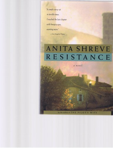 9780316789943: Resistance: A novel