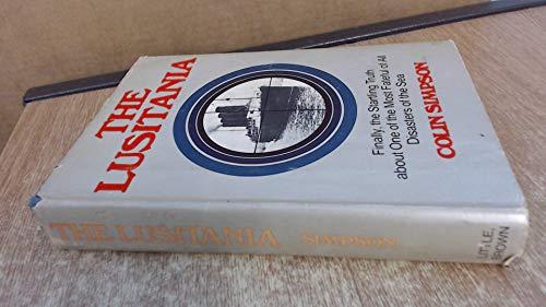 9780316791786: The Lusitania
