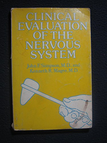Clinical Evaluation of the Nervous System: John Frederick Simpson,